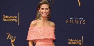 Heidi Klum clarifies AGT comments