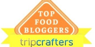Nominated as One of Top Indian Food Blogger