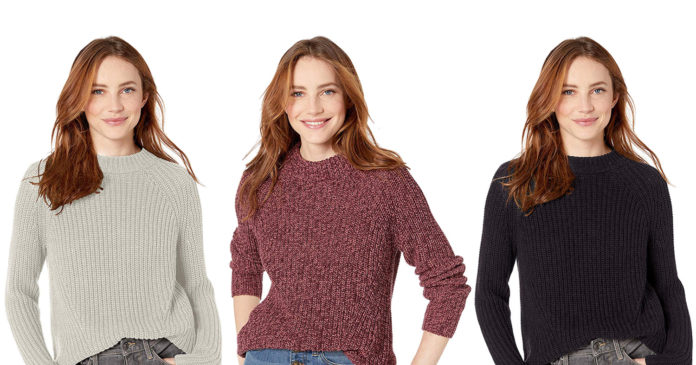 The Goodthreads Mock Neck Sweater Has a Near-Perfect Rating   PEOPLE.com