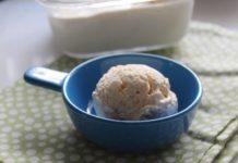Nungu Ice Cream Recipe