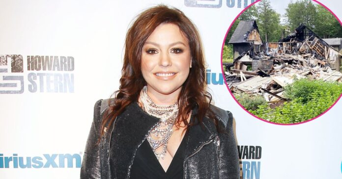 Rachael Ray Details Home Damage 1 Month After Accidental Fire