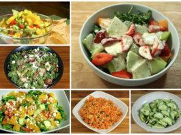 Summer Salads Recipes by Manjula