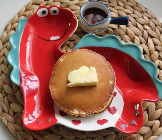 Mochi Pancakes Recipe - Mochi Hot Cakes